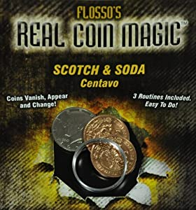 Scotch and Soda - World's Best Coin Trick by Flosso