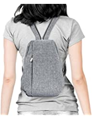 Heartbeat Anti-Theft Waterproof Cross-Small Crossbody Backpack for Men & Women