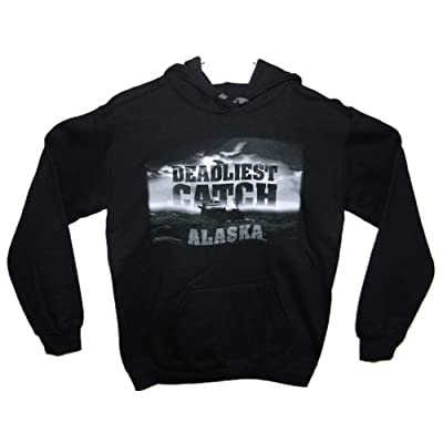 Alaska Deadliest Catch Hoodie Sweatshirt Official Merchandise Adult Sizes