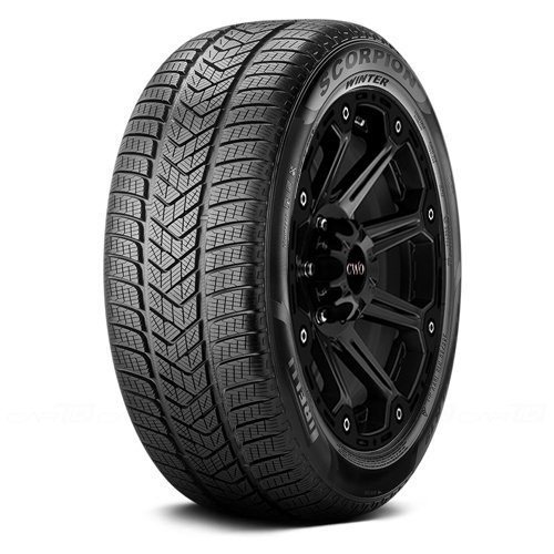LT255/55R18 Pirelli Scorpion Winter Winter Performance Ply XL Load Tire 255 55 18 by Pirelli