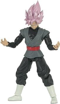 Oferta amazon: Dragon Ball - Figura Deluxe Goku Black Rose (Bandai 35866)