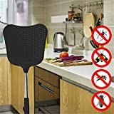 Foxany Telescopic Fly Swatters, Durable Plastic Fly