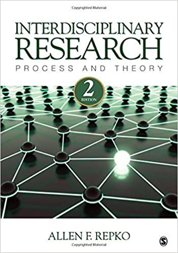 Interdisciplinary Research: Process and Theory by Allen F. Repko (2011-10-12)