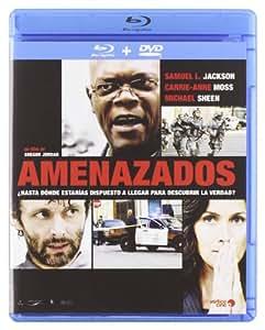 Amenazados (blu_ray + DVD) [Blu-ray]