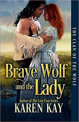 Brave Wolf and the Lady: N/A N/A: 9781538083390: Amazon com
