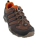 Adidas Terrex Swift R Hiking Shoe - Men's Brown/Black/Simple Brown 10.5