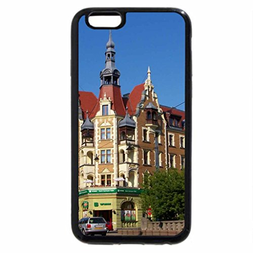 iPhone 6S / iPhone 6 Case (Black) Gliwice Polska