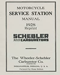 Schebler Carburetor Motorcycle