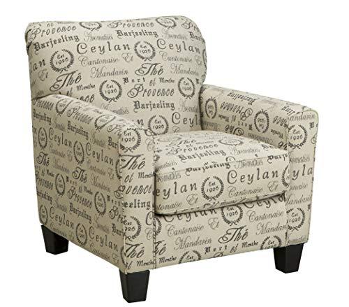 Ashley Furniture Signature Design - Alenya Accent Chair - Tight Back - Quartz (Toronto Tables Console)