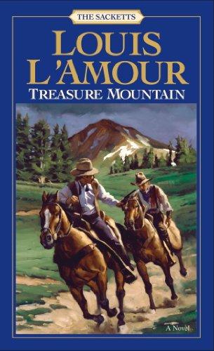 (Treasure Mountain (Sacketts Book 13))