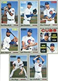 2019 Topps Heritage Baseball Chicago Cubs Team