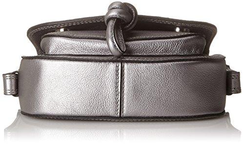 Borse bxht Und Donna E Tracolla Schmenger A 5x17x19 Cm Argento Acquirenti Taschen alluminio Kennel dYxw4qOO