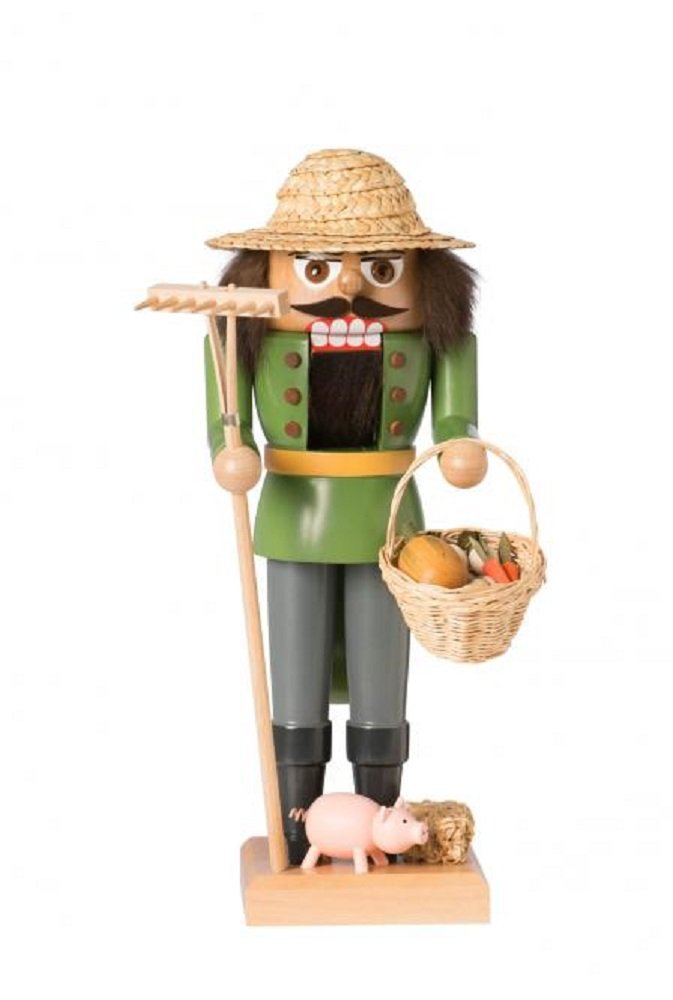 KWO Olbernhau NK Farmer, Holz, Mehrfarbig, 25, 2