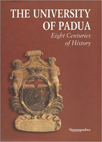 Book The University of Padua--Eight Centuries of History