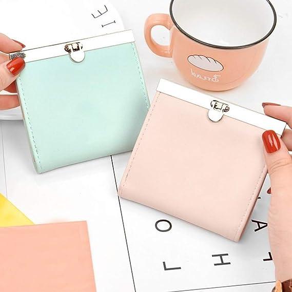 Amazon.com: Bolso de 6 piezas con cierres de bolsa, marco de ...