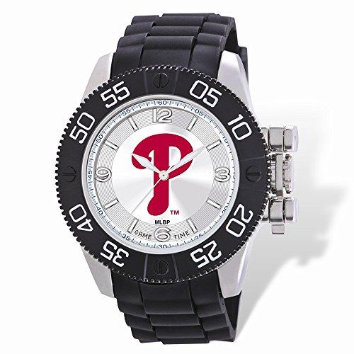 Philadelphia Phillies Sapphire Series Watch (Game Time Men's MLB-BEA-PHI