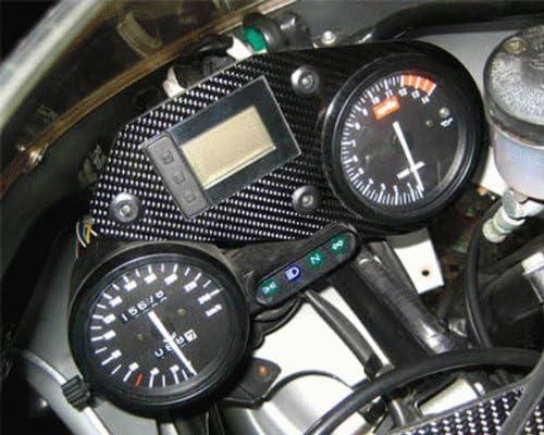 /2005/JCC009/A JOllify Carbon Karbon Speedometer Cover for Aprilia RS125/REPLICA MP//SF 1990/