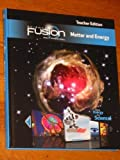 img - for Science Fusion Matter and Energy - Teacher Edition book / textbook / text book