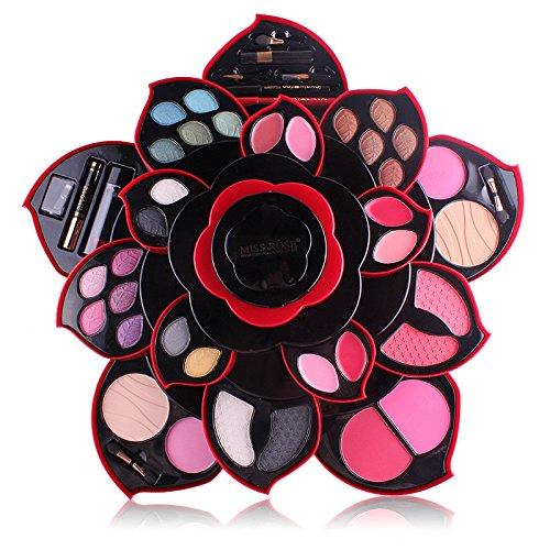 aliveGOT All In One Makeup Kit (Eyeshadow, Blushes, Powder, Lipstick & More) Makeup Set by aliveGOT