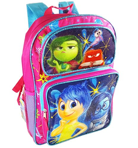 Disney Pixar Inside Backpack School