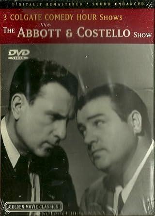 Abbott Costello Colgate Comedy Hour