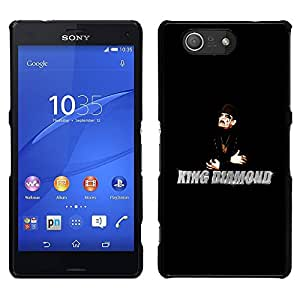 Impact Case Cover with Art Pattern Designs FOR Sony Xperia Z3 Compact King Diamong Betty shop
