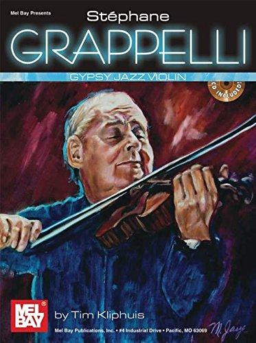Download Mel Bay Presents Stephane Grappelli Gypsy Jazz Violin PDF Text fb2 ebook