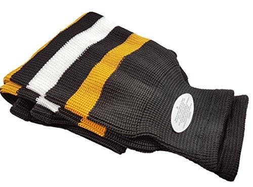 Hockey Socks Knit - Senior/Junior Sizes, Multiple Colors (Senior 32