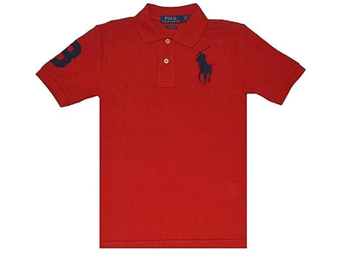 cheap for discount innovative design nice cheap RALPH LAUREN Cotton Mesh Polo Shirt