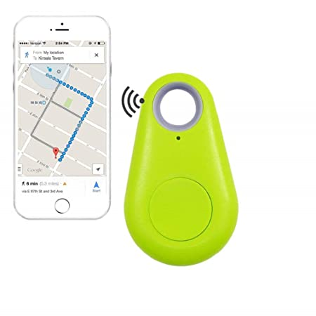 MILASIA Mini GPS Tracker Bluetooth 4.0 Coche Dispositivo ...