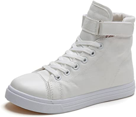 Classic Canvas Sneakers Lace Up