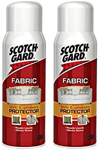 3m scotchgard fabric protector 2 pack home. Black Bedroom Furniture Sets. Home Design Ideas