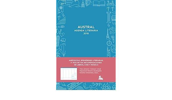 Agenda Austral 2018: Vasava: 9788408176268: Amazon.com: Books
