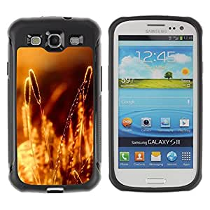 """Hypernova Defender Series TPU protection Cas Case Coque pour Samsung Galaxy S3 III I9300 [Sunset Beautiful Nature 89""""]"""