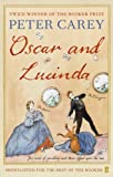 Front cover for the book Oscar and Lucinda by Peter Carey