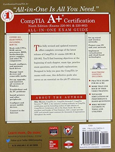 comptia exam certification exams guide hardcover