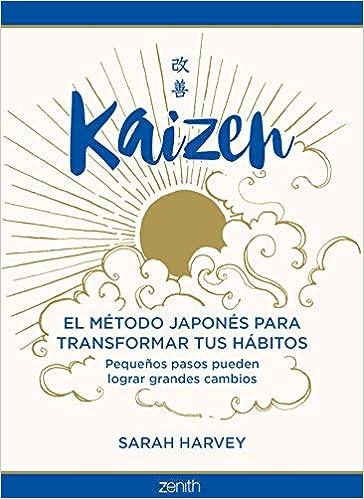 Kaizen de Sarah Harvey