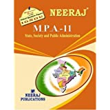 MPA11-State Society and Public Administration (IGNOU help book for MPA-11 in English Medium)
