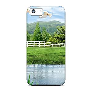 High-quality Durable Protection Case For Iphone 5c(country Perfect)
