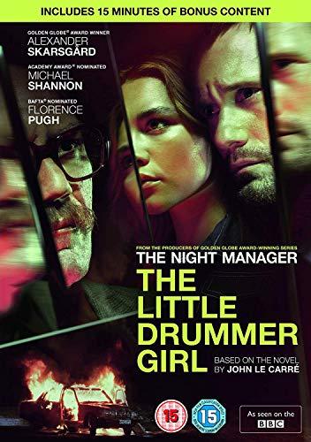 The Little Drummer Girl [UK import, region 2 PAL format]