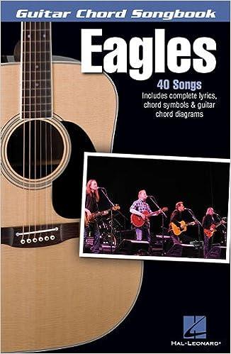 Eagles Guitar Chord Songbooks Amazon The Eagles Books