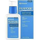 Purpose Dual Treatment SPF 10 Moisturizer, 4 Ounce