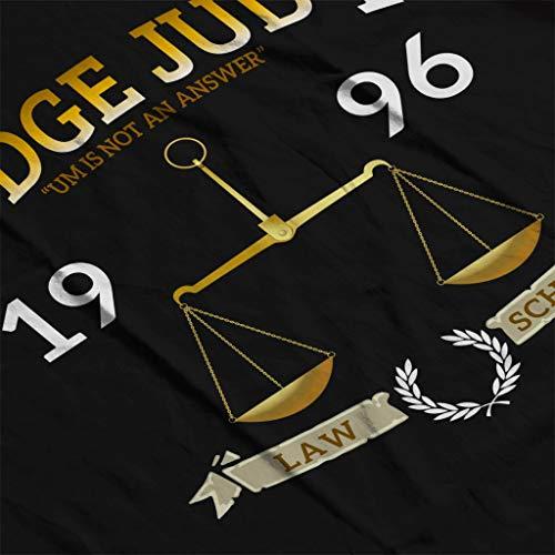 Sweatshirt Femme City School Judge Black Of Judy Noir Law FrqwdF4Bx