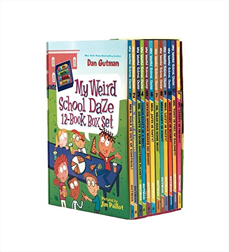 Books : My Weird School Daze 12-Book Box Set: Books 1-12