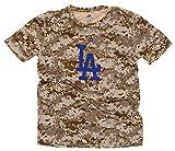 Majestic MLB Los Angeles Dodgers Digi Camo T-Shirt