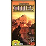 Asmodee SEVEN03ASM 7 Wonders Cities