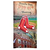 McArthur Boston Red Sox Spectra Beach Towel