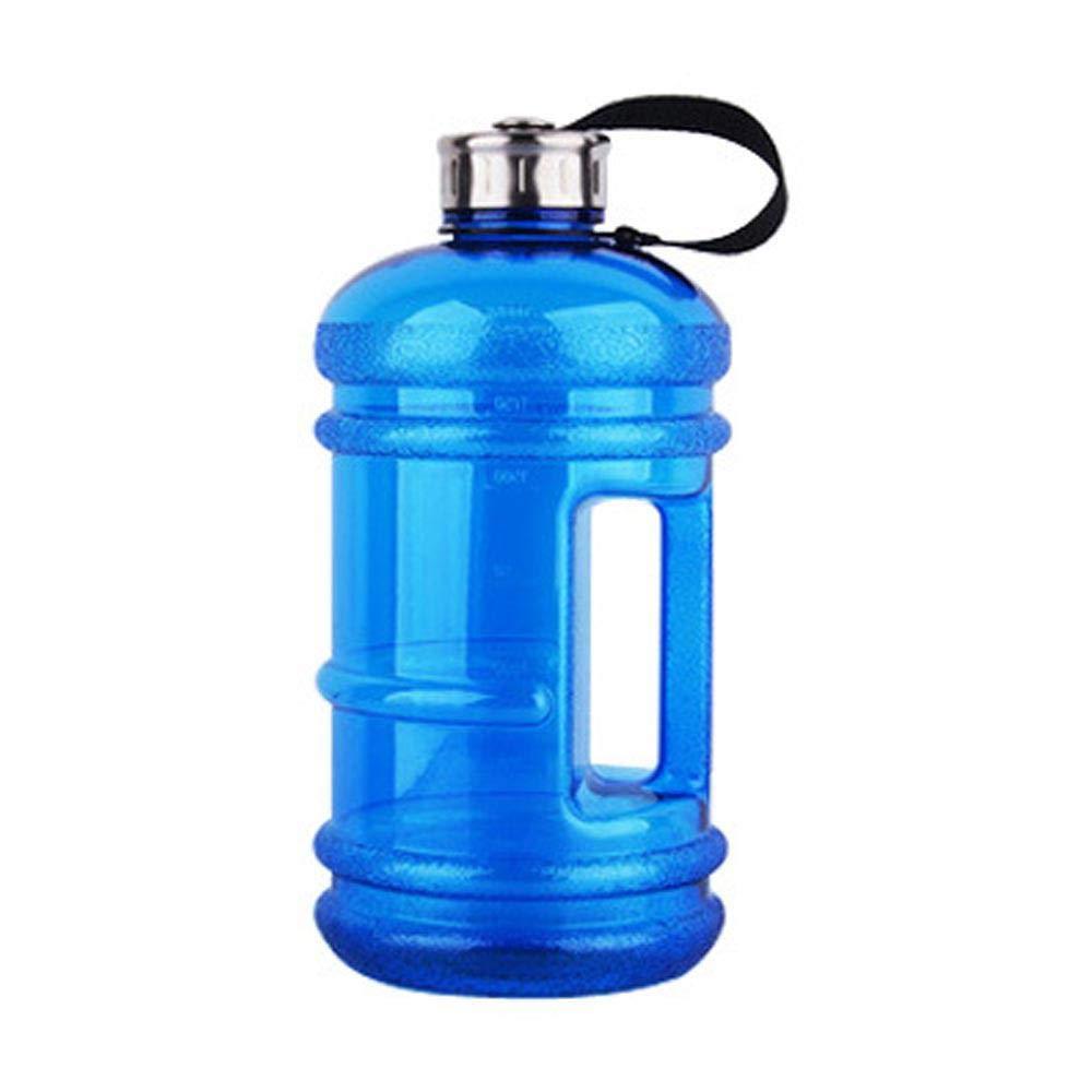 Amazon.com: Gallon Botellas de agua para gimnasio, para ...