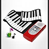 Anypia Hand Roll Up Piano Electronic Portable Keyboard