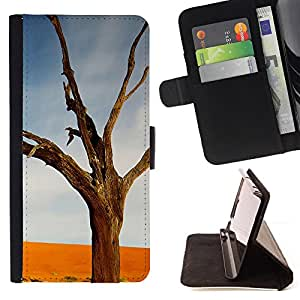 Jordan Colourful Shop - Plant Nature Forrest Flower 15 For Sony Xperia Z1 Compact D5503 - Leather Case Absorci???¡¯???€????€???????&b
